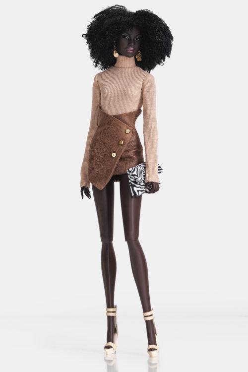 Composed (Mini Skirt)